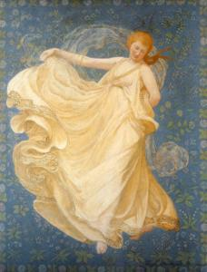 The Breeze, 1895 by Mary Fairchild MacMonnies