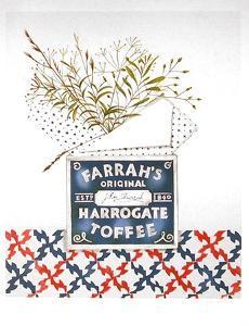 Farrah's Original Harrogate Toffee by Mary Faulconer
