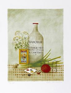Vinegar by Mary Faulconer