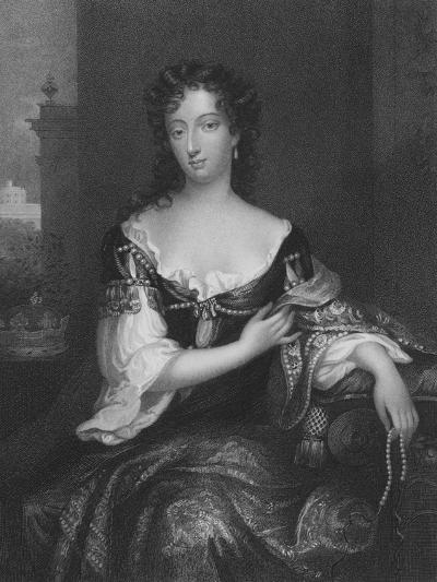 Mary, First Duchess of Devonshire--Giclee Print