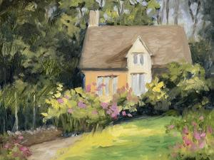 Cotswold Cottage III by Mary Jean Weber