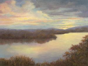 Mississippi Glow by Mary Jean Weber