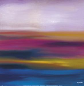 Prairie Abstract 10 by Mary Johnston