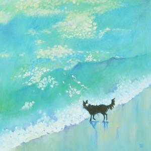 Aquamarine Sea by Mary Kemp