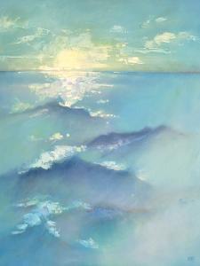 Brooding Sea by Mary Kemp