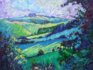 Derbyshire Hills by Mary Kemp