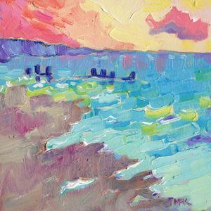 Norfolk Beach by Mary Kemp