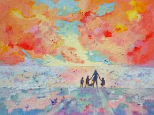 On The Edge by Mary Kemp