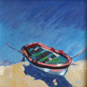 Row Boat by Mary Kemp
