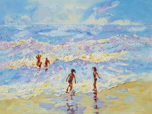 Summer Holiday by Mary Kemp