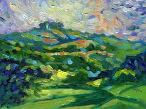 Trees On The Horizon by Mary Kemp