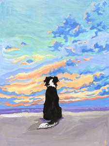 Watching The Sunset by Mary Kemp