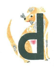 d is for dog by Mary Kuper