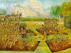 Gardeners, Kew by Mary Kuper
