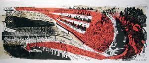Miners' Strike, Nottingham by Mary Kuper