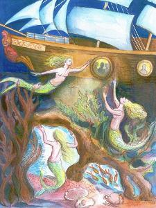 The Little Mermaid by Mary Kuper