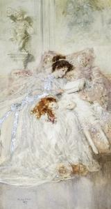 Precious Moments by Mary Louise Gow