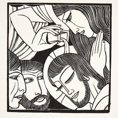 Mary Magdalene, 1926-Eric Gill-Giclee Print