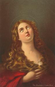 Mary Magdalene by Guino Reni, London