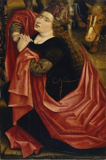 Mary Magdalene-Derick Baegert-Giclee Print