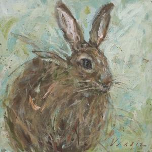 Abstract Rabbit 1 by Mary Miller Veazie
