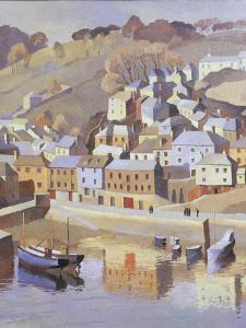 Mevagissey, 1939 by Mary Nancy Skempton