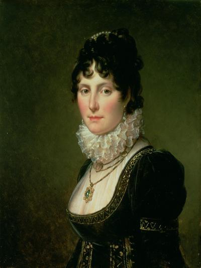 Mary Nisbet, Countess of Elgin, C.1804-Francois Pascal Simon Gerard-Giclee Print