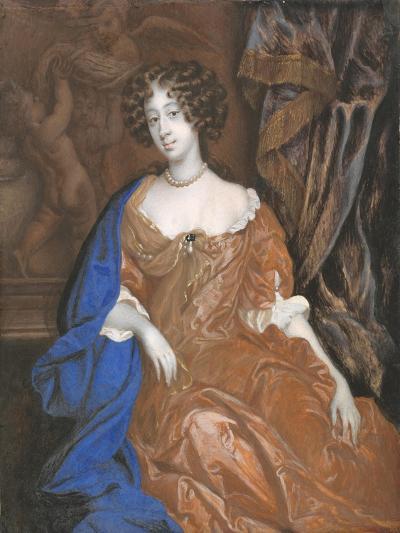 Mary of Modena as Duchess of York-Richard Gibson-Giclee Print