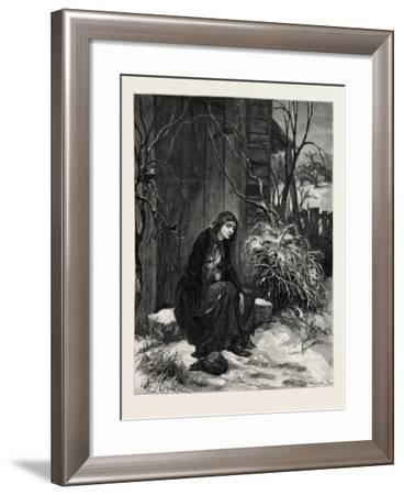Mary of the Wild Moor--Framed Giclee Print