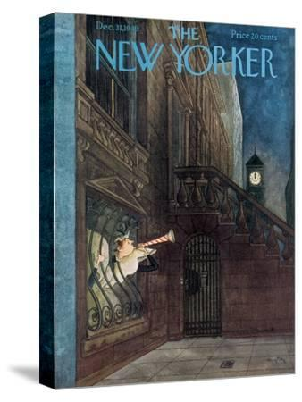 The New Yorker Cover - December 31, 1949