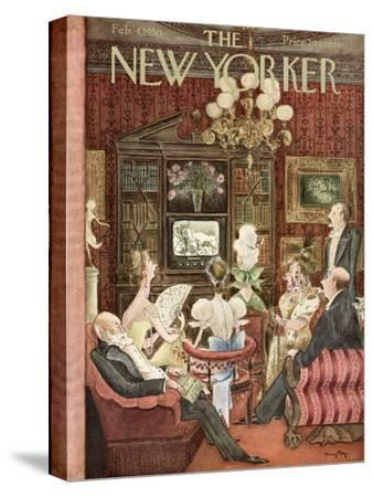 The New Yorker Cover - February 4, 1950