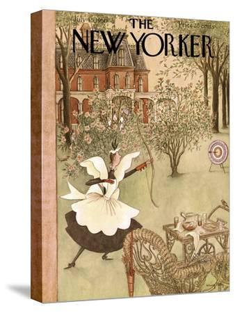 The New Yorker Cover - July 15, 1950