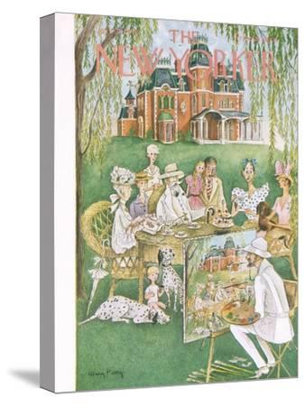 The New Yorker Cover - July 31, 1948