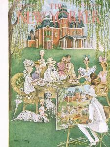 The New Yorker Cover - July 31, 1948 by Mary Petty