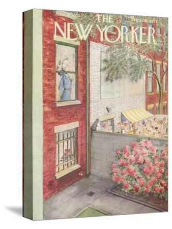 The New Yorker Cover - June 18, 1955