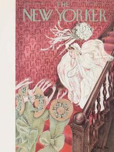 The New Yorker Cover - June 29, 1940 by Mary Petty
