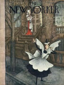 The New Yorker Cover - May 15, 1948 by Mary Petty