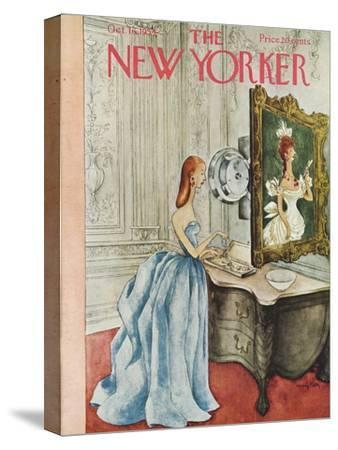 The New Yorker Cover - October 16, 1954