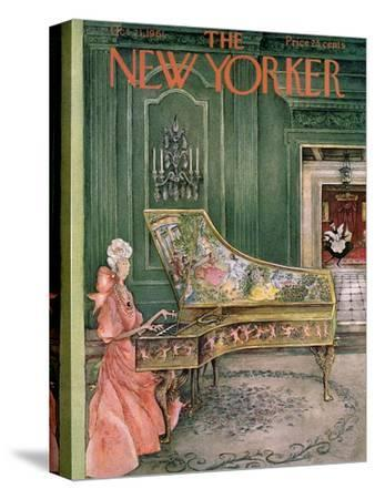 The New Yorker Cover - October 21, 1961