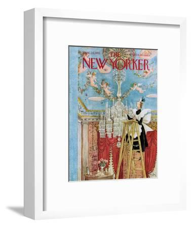 The New Yorker Cover - September 24, 1955