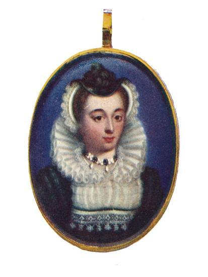 'Mary, Queen of Scots', c1580-1610, (1903)-Unknown-Giclee Print