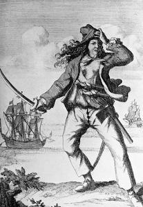 Mary Read, Woman Pirate of West Indies