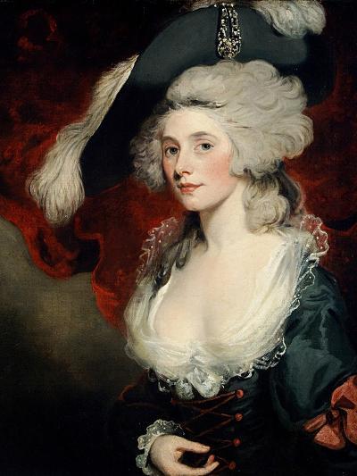 Mary Robinson (1758-1810) as 'Perdita'-John Hoppner-Giclee Print