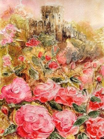 Roses in Windsor gardens
