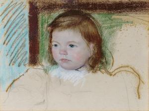 Ellen Mary Cassatt, c.1899 by Mary Stevenson Cassatt