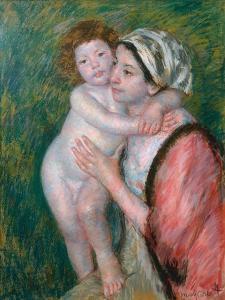 Mother and Child, 1914 by Mary Stevenson Cassatt
