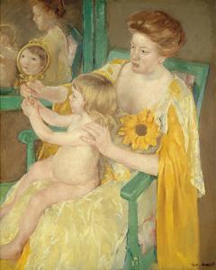 Mother and Child, c.1905 by Mary Stevenson Cassatt