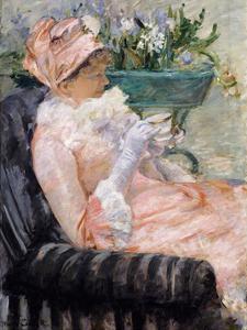 The Cup of Tea, c.1880 - 1881 by Mary Stevenson Cassatt