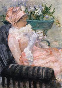 The Cup of Tea, c.1880-1 by Mary Stevenson Cassatt