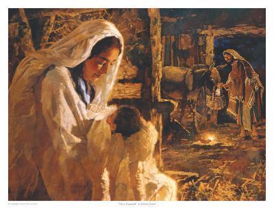 Mary Treasured-Michael Dudash-Art Print